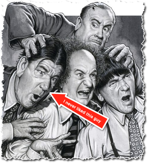 Remember The Three Stooges? (3/3)