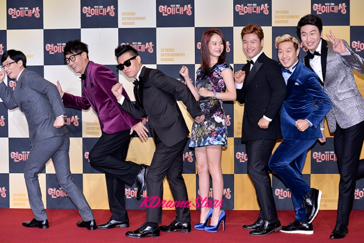 running-man cast1