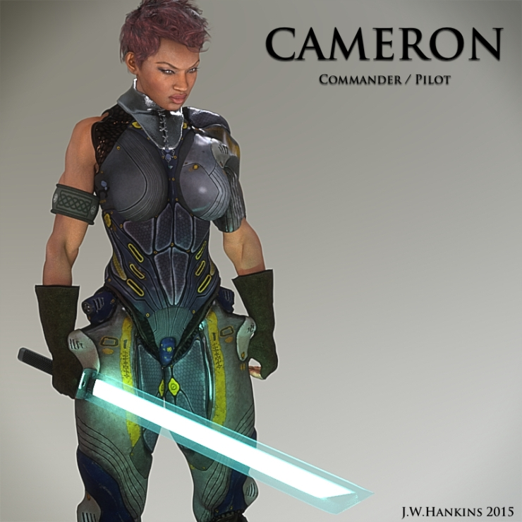 Cameron - Ready