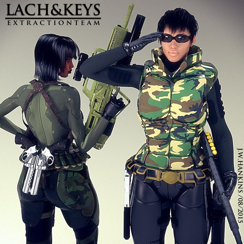 Lach & Keys - Extraction Team